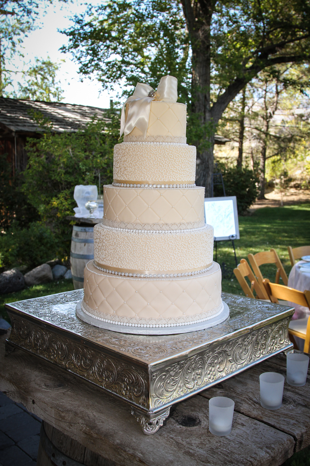 reno wedding cake bakeries and jon vintage wedding cake artsyondemand 19198